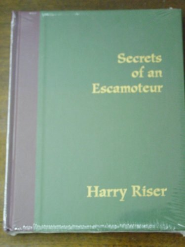 9780945296522: Secrets of an Escamoteur