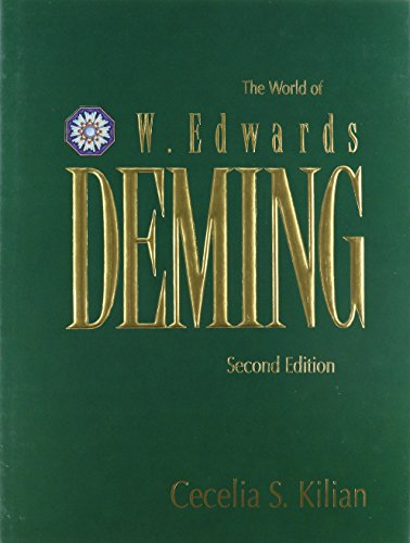 9780945320296: The World of W. Edwards Deming