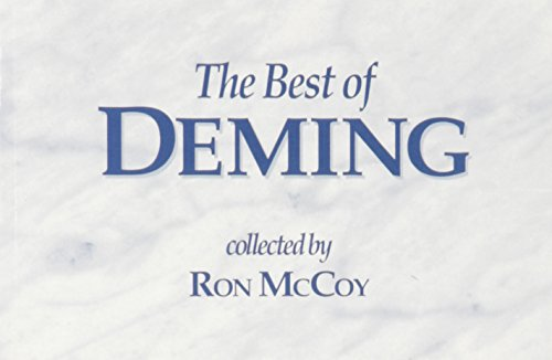 9780945320371: The Best of Deming