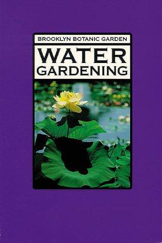 9780945352143: Water Gardening