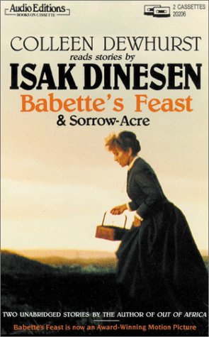 9780945353157: Babette's Feast / Sorrow-Acre: 2 Short Stories (Allyear Tax Guide)