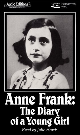 9780945353737: Anne Frank: Diary of a Young Girl (Audio Editions)
