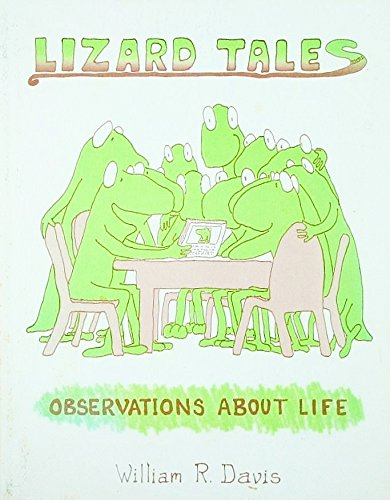 9780945354123: Lizard Tales: Observations About Life