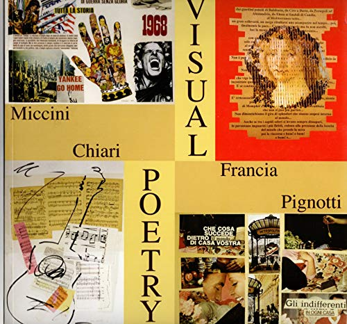 Visual Poetry: Contemporary Art from Italy; Artists: Carter, Curtis L.