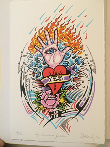 9780945367109: Forever Yes: Art of the New Tattoo