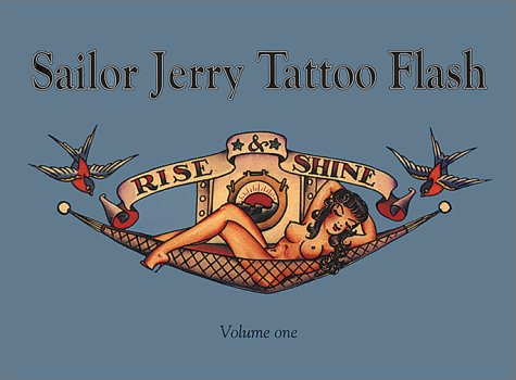 9780945367185: Sailor Jerry Tattoo Flash: Michael Malone Collection
