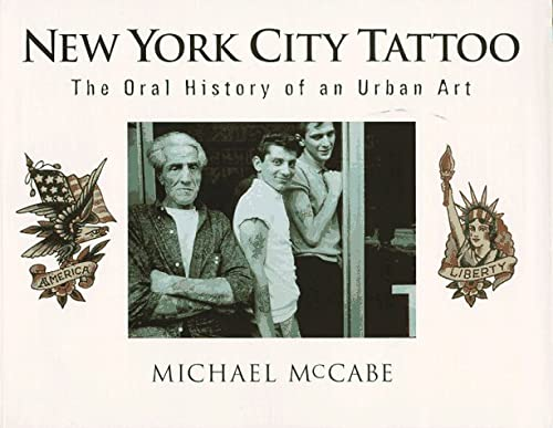 9780945367208: New York City Tattoo: The Oral History of an Urban Art