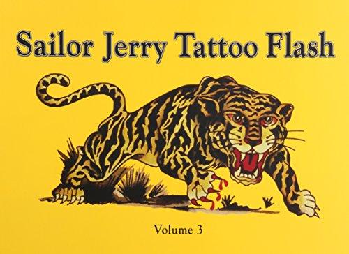 9780945367239: Sailor Jerry Tattoo Flash, Vol. 3