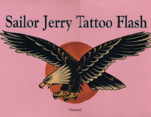 9780945367291: Sailor Jerry Tattoo Flash: Michael Malone Collection: 2