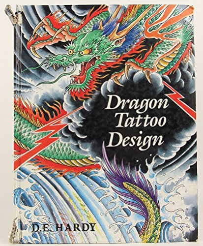 9780945367314: Dragon Tattoo Design HC