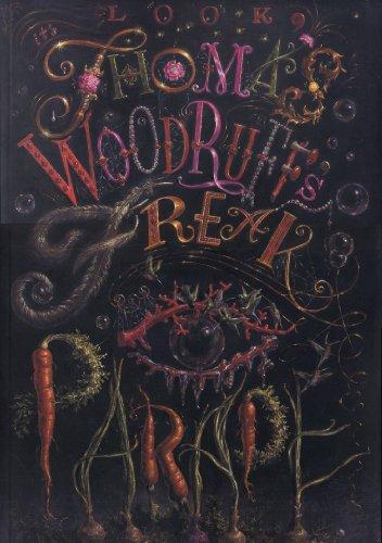 9780945367338: Thomas Woodruff's Freak Parade