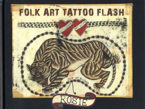 9780945367406: Folk Art Tattoo Flash