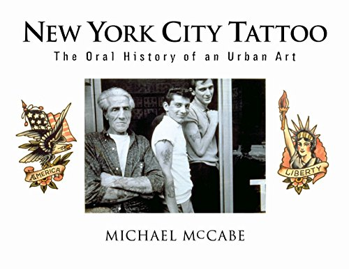 9780945367826: New York City Tattoo: The Oral History of an Urban Art