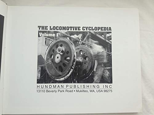 The Locomotive Cyclopedia, Volume 1: Mainline Modeler Magazine