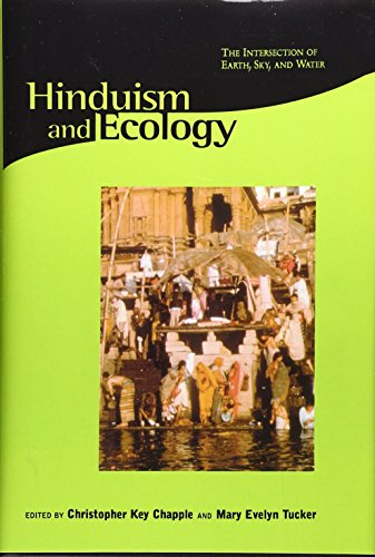 9780945454250: Hinduism and Ecology: The Intersection of Earth, Sky, and Water (Religions of the World and Ecology)