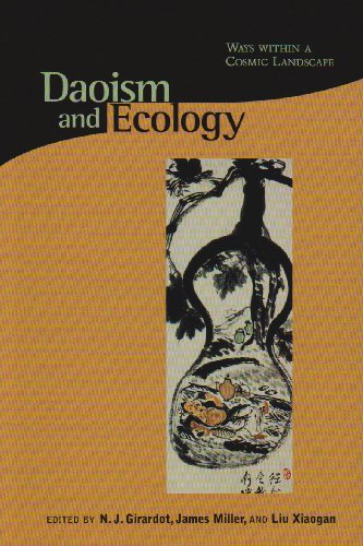 Daoism and Ecology: Ways within a Cosmic: Editor-N. J. Girardot;
