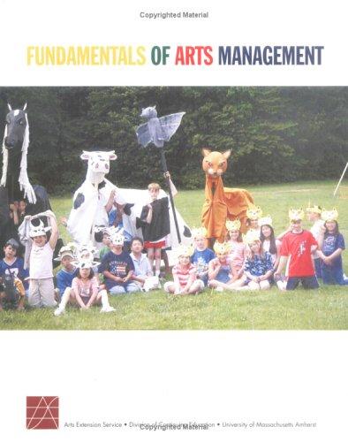 9780945464129: Fundamentals of Arts Management
