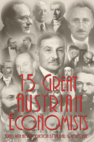 9780945466048: 15 Great Austrian Economists