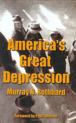 9780945466055: America's Great Depression