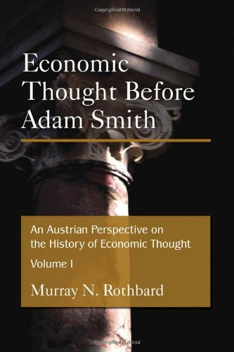 9780945466482: An Austrian Perspective on the History of Economic Thought (2 Vol. Set)