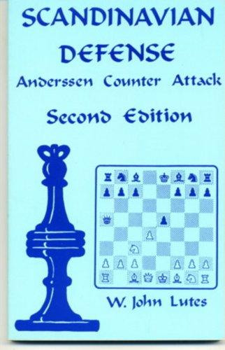 9780945470212: Scandinavian Defense: Anderssen Counter Attack