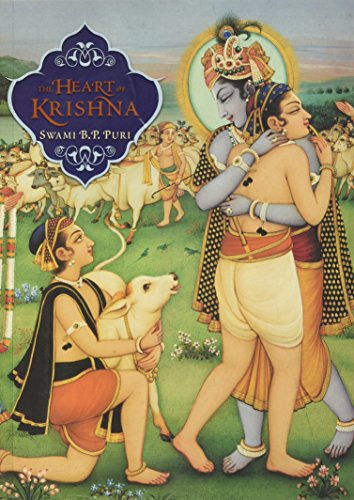 9780945475354: The Heart of Krishna