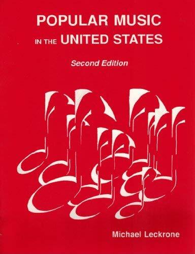 Popular Music in the U.S., 1920-1950: Michael Leckrone