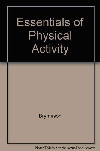 9780945483298: Essentials of Physical Activity
