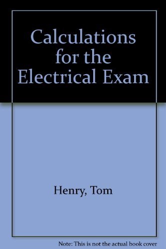 9780945495055: Calculations for the Electrical Exam