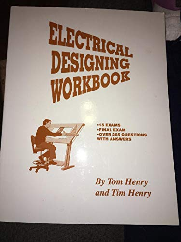 9780945495444: Electrical designing workbook