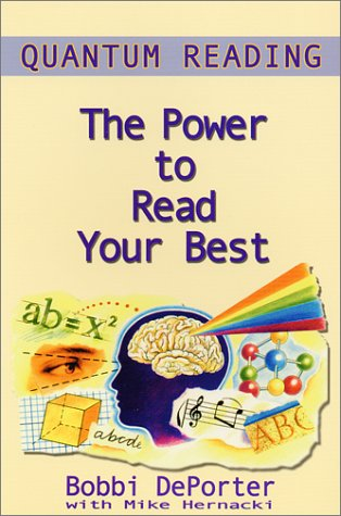 9780945525233: Title: Quantum Reading The Power to Read Your Best