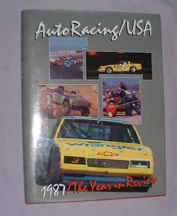 Auto Racing Usa, 1987: The Year in: Taylor, Leslie Ann