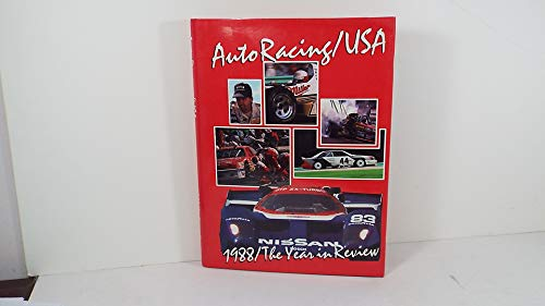 Auto Racing/USA - 1988/The Year in Review: Editor-Leslie Ann Taylor;