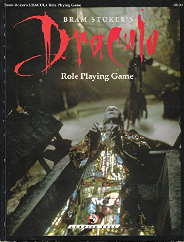 9780945571513: Bram Stoker's Dracula Role Playing Game