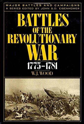 Battles of the Revolutionary War, 1775-1781 (Major