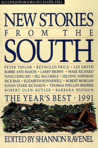 9780945575825: New Stories from the South: The Year's Best, 1991