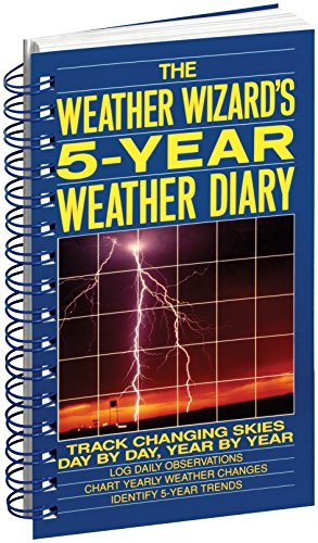 9780945575856: The Weather Wizard's 5-Year Weather Diary