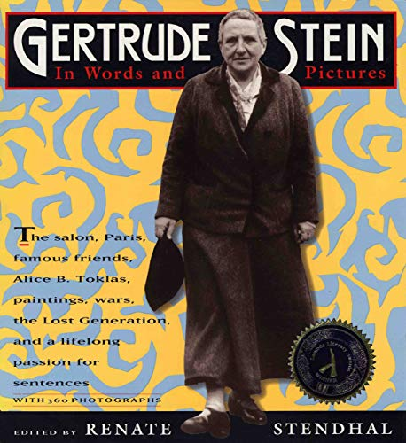 Gertrude Stein: In Words and Pictures: Stendhal, Renate