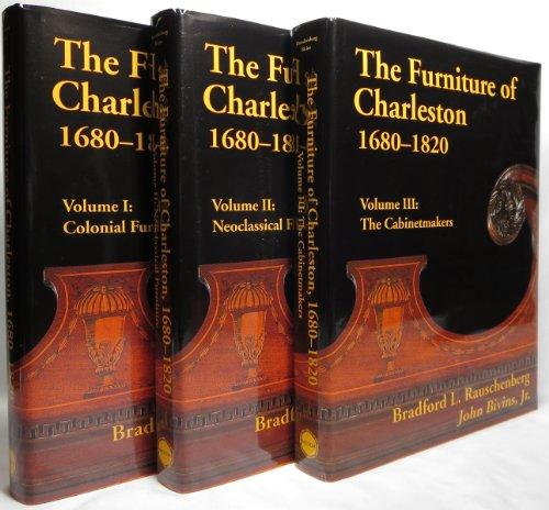 9780945578055: The Furniture of Charleston, 1680-1820 (The Frank L. Horton Series)
