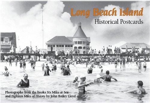 Long Beach Island Historical Postcards: Lloyd, John Bailey