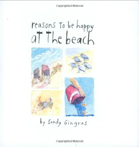 Reasons to Be Happy at the Beach: Sandy Gingras