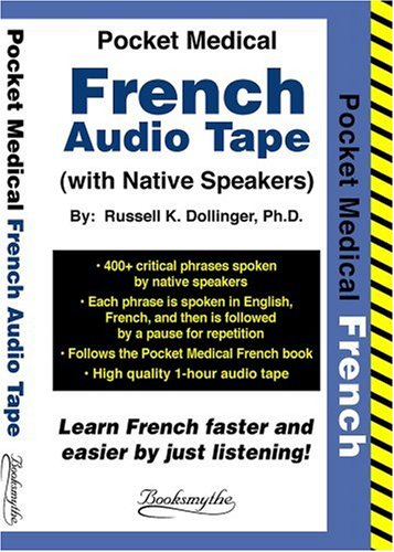 9780945585107: Pocket Medical French
