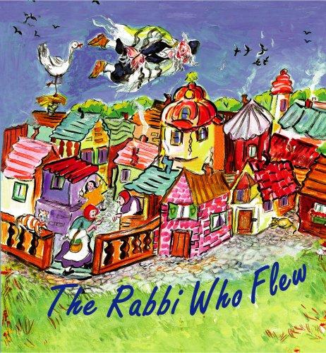 9780945585206: The Rabbi Who Flew
