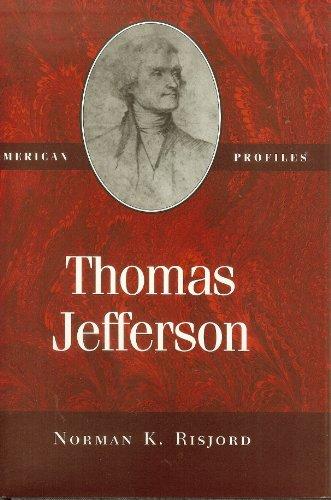 9780945612384: Thomas Jefferson (American Profiles)