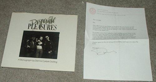 Desperate Pleasures: Darling, Dennis C.