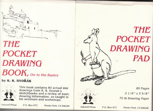 9780945625001: The Pocket Drawing Book, On to the Basics