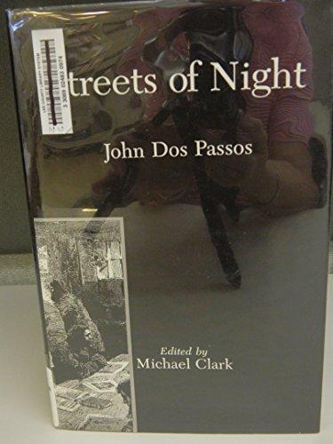 9780945636021: Streets of Night