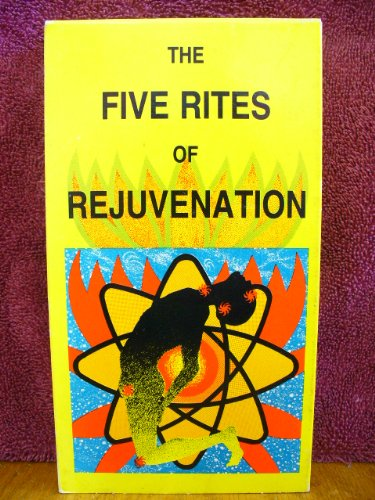9780945685968: The Five Rites of Rejuvenation - VHS tape -- NOT CD