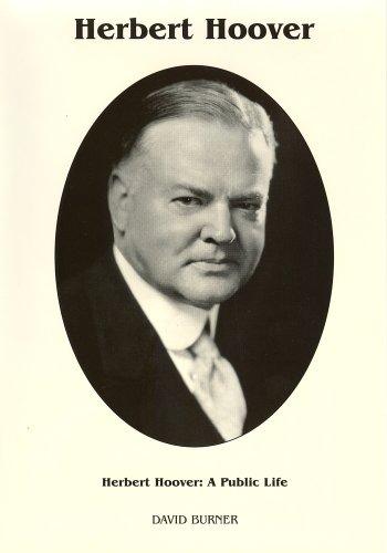 9780945707370: Herbert Hoover: A Public Life (Signature)