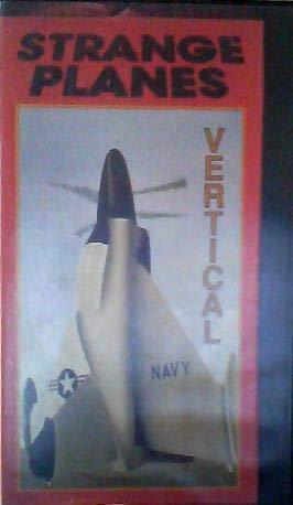 9780945716334: Strange Planes - VERTICAL